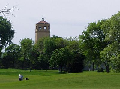 Highland Park Water Tower